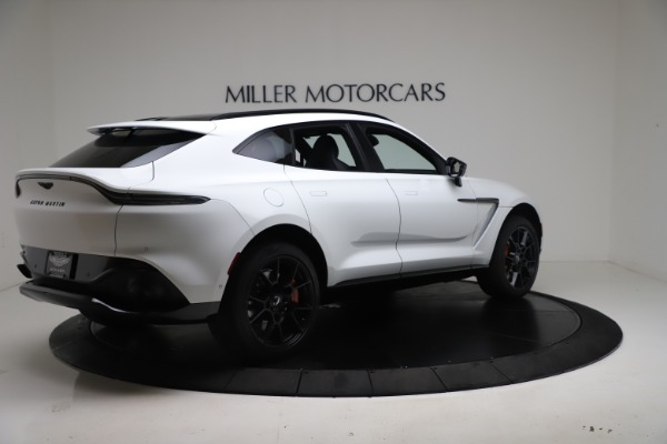 New 2021 Aston Martin DBX for sale $206,286 at Maserati of Westport in Westport CT 06880 6
