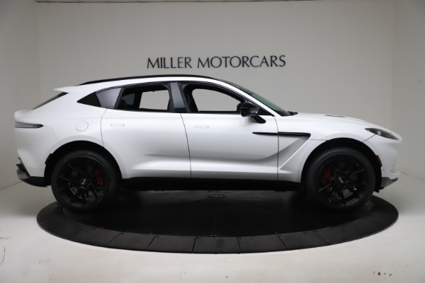 New 2021 Aston Martin DBX for sale $206,286 at Maserati of Westport in Westport CT 06880 7