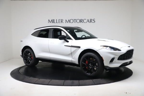 New 2021 Aston Martin DBX for sale $206,286 at Maserati of Westport in Westport CT 06880 8