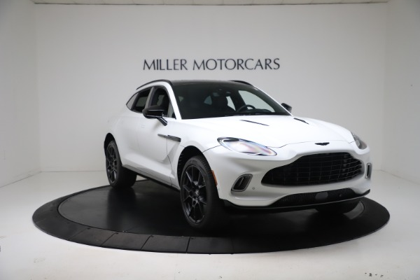 New 2021 Aston Martin DBX for sale $206,286 at Maserati of Westport in Westport CT 06880 9