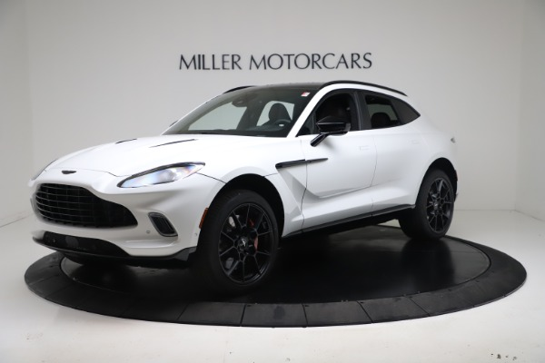 New 2021 Aston Martin DBX for sale $206,286 at Maserati of Westport in Westport CT 06880 1
