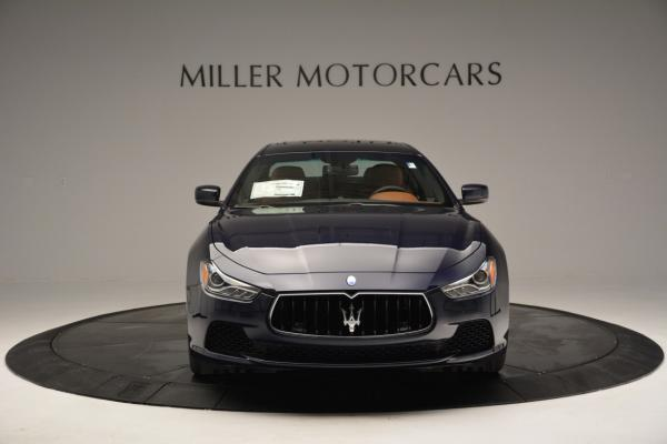 New 2016 Maserati Ghibli S Q4 for sale Sold at Maserati of Westport in Westport CT 06880 12