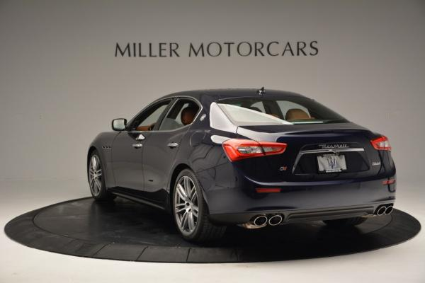 New 2016 Maserati Ghibli S Q4 for sale Sold at Maserati of Westport in Westport CT 06880 5