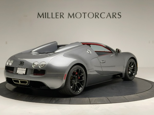 Used 2013 Bugatti Veyron 16.4 Grand Sport Vitesse for sale Call for price at Maserati of Westport in Westport CT 06880 10