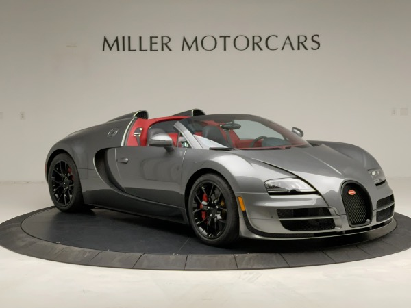 Used 2013 Bugatti Veyron 16.4 Grand Sport Vitesse for sale Call for price at Maserati of Westport in Westport CT 06880 11