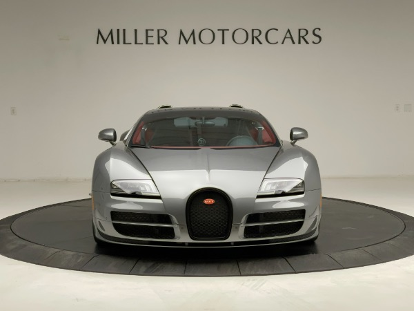 Used 2013 Bugatti Veyron 16.4 Grand Sport Vitesse for sale Call for price at Maserati of Westport in Westport CT 06880 12