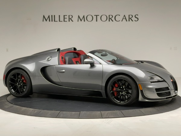 Used 2013 Bugatti Veyron 16.4 Grand Sport Vitesse for sale Call for price at Maserati of Westport in Westport CT 06880 13