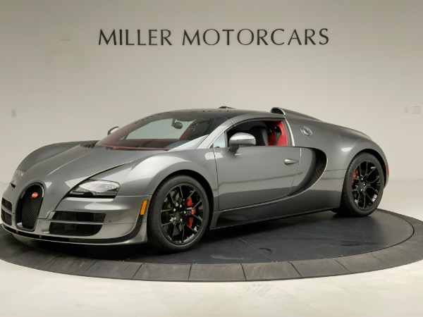 Used 2013 Bugatti Veyron 16.4 Grand Sport Vitesse for sale Call for price at Maserati of Westport in Westport CT 06880 14