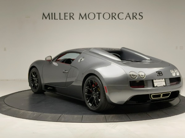 Used 2013 Bugatti Veyron 16.4 Grand Sport Vitesse for sale Call for price at Maserati of Westport in Westport CT 06880 15