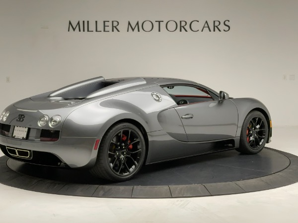 Used 2013 Bugatti Veyron 16.4 Grand Sport Vitesse for sale Call for price at Maserati of Westport in Westport CT 06880 16