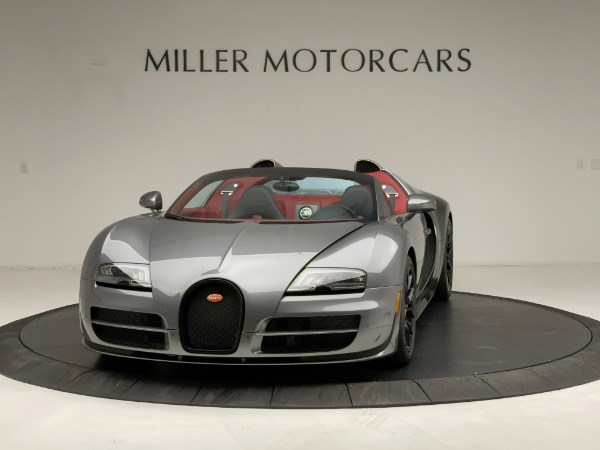 Used 2013 Bugatti Veyron 16.4 Grand Sport Vitesse for sale Call for price at Maserati of Westport in Westport CT 06880 2