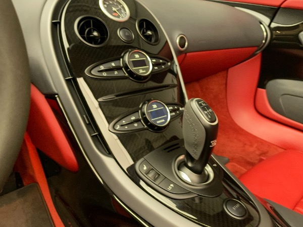 Used 2013 Bugatti Veyron 16.4 Grand Sport Vitesse for sale Call for price at Maserati of Westport in Westport CT 06880 25
