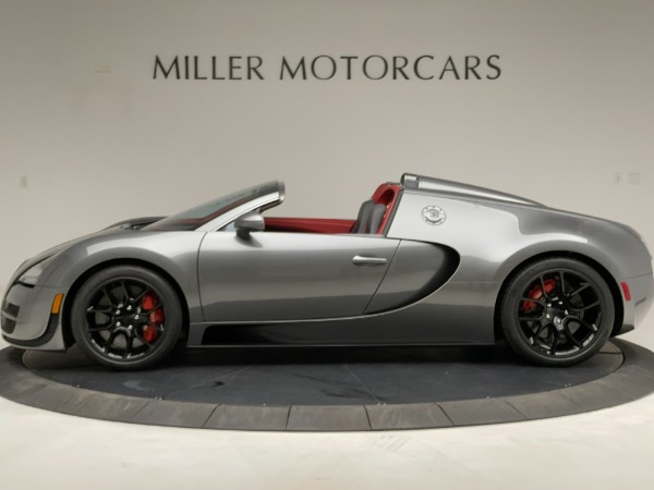 Used 2013 Bugatti Veyron 16.4 Grand Sport Vitesse for sale Call for price at Maserati of Westport in Westport CT 06880 3