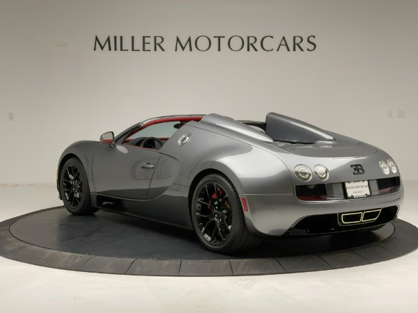 Used 2013 Bugatti Veyron 16.4 Grand Sport Vitesse for sale Call for price at Maserati of Westport in Westport CT 06880 5