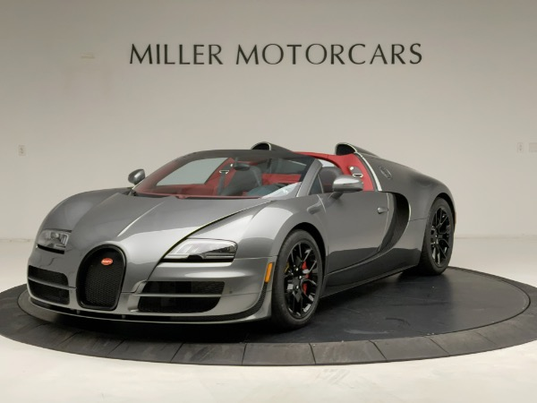 Used 2013 Bugatti Veyron 16.4 Grand Sport Vitesse for sale Call for price at Maserati of Westport in Westport CT 06880 1