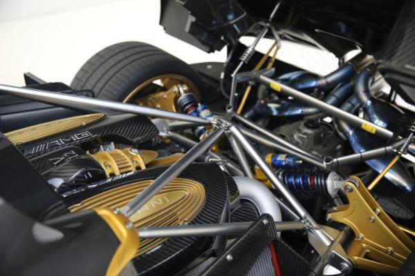 Used 2017 Pagani Huayra Roadster for sale Call for price at Maserati of Westport in Westport CT 06880 23