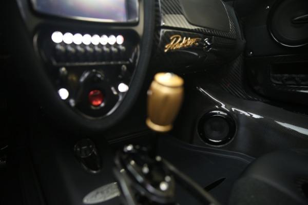 Used 2017 Pagani Huayra Roadster for sale Call for price at Maserati of Westport in Westport CT 06880 28