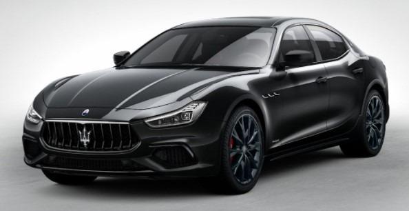 New 2021 Maserati Ghibli S Q4 GranSport for sale Sold at Maserati of Westport in Westport CT 06880 1