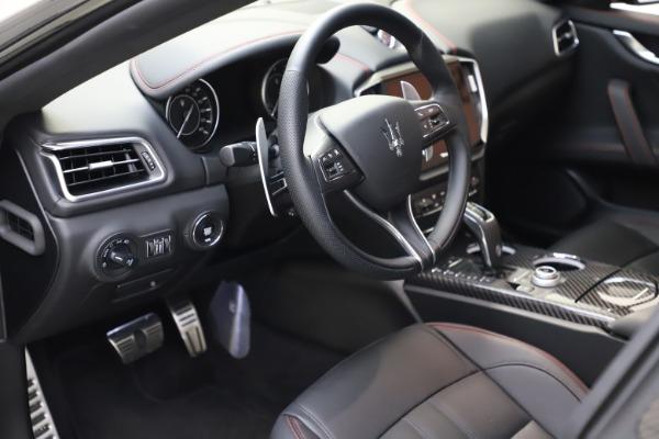 New 2021 Maserati Ghibli S Q4 GranSport for sale Call for price at Maserati of Westport in Westport CT 06880 14
