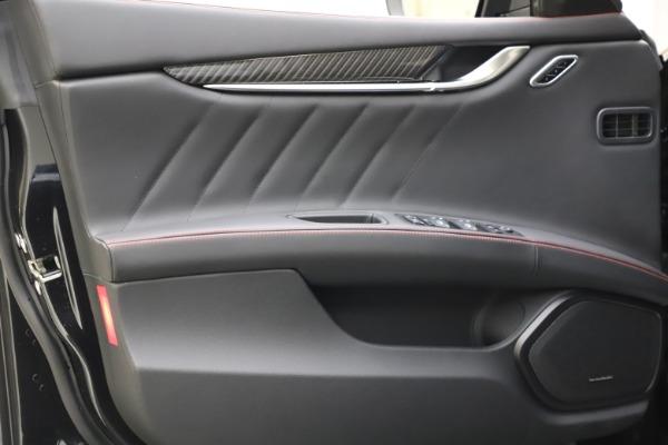 New 2021 Maserati Ghibli S Q4 GranSport for sale Call for price at Maserati of Westport in Westport CT 06880 17