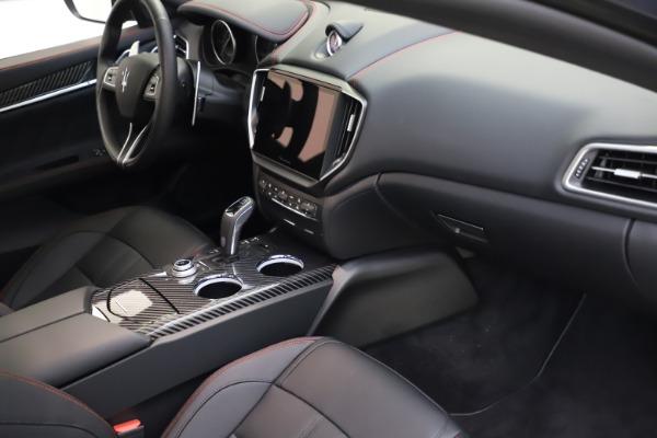 New 2021 Maserati Ghibli S Q4 GranSport for sale Call for price at Maserati of Westport in Westport CT 06880 22
