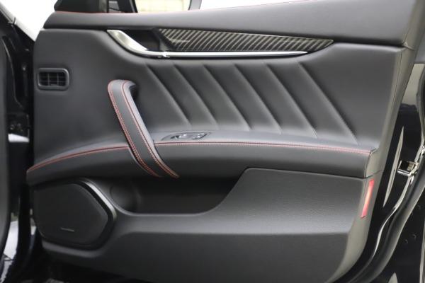 New 2021 Maserati Ghibli S Q4 GranSport for sale Call for price at Maserati of Westport in Westport CT 06880 23