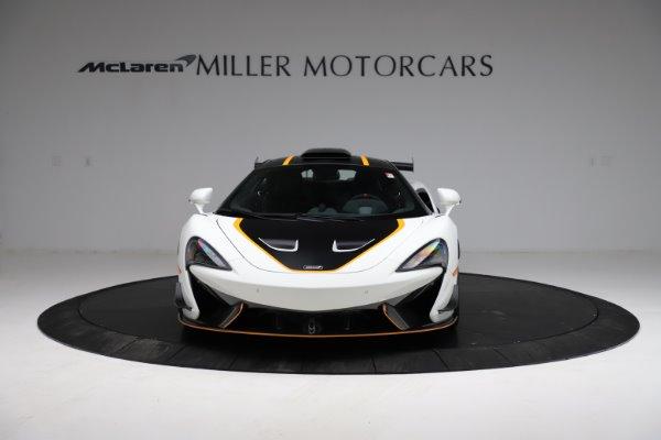 New 2020 McLaren 620R for sale Call for price at Maserati of Westport in Westport CT 06880 10