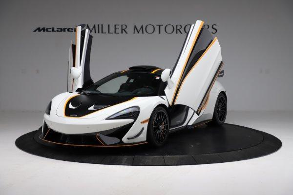New 2020 McLaren 620R for sale Call for price at Maserati of Westport in Westport CT 06880 11