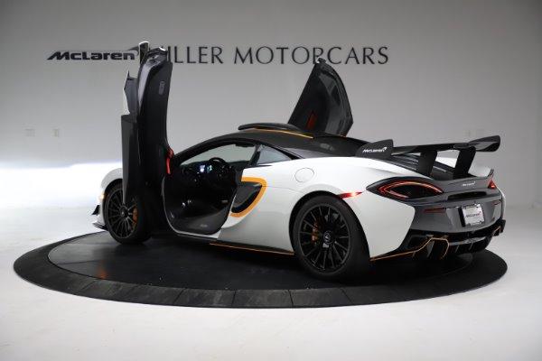 New 2020 McLaren 620R for sale Call for price at Maserati of Westport in Westport CT 06880 12