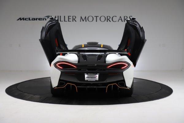 New 2020 McLaren 620R for sale Call for price at Maserati of Westport in Westport CT 06880 13