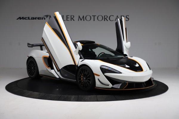 New 2020 McLaren 620R for sale Call for price at Maserati of Westport in Westport CT 06880 15