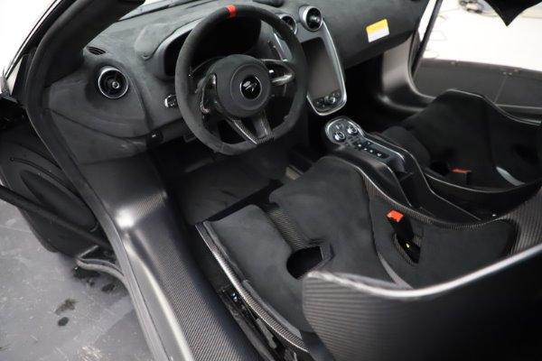 New 2020 McLaren 620R for sale Call for price at Maserati of Westport in Westport CT 06880 17