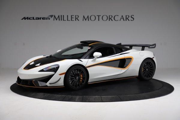 New 2020 McLaren 620R for sale Call for price at Maserati of Westport in Westport CT 06880 2