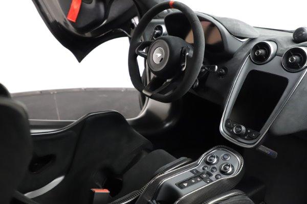 New 2020 McLaren 620R for sale Call for price at Maserati of Westport in Westport CT 06880 22