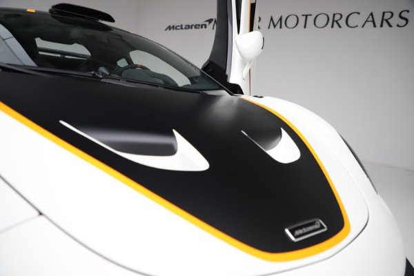 New 2020 McLaren 620R for sale Call for price at Maserati of Westport in Westport CT 06880 27