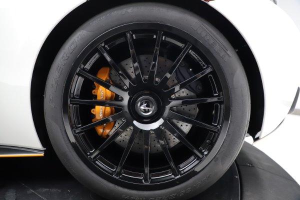 New 2020 McLaren 620R for sale Call for price at Maserati of Westport in Westport CT 06880 28