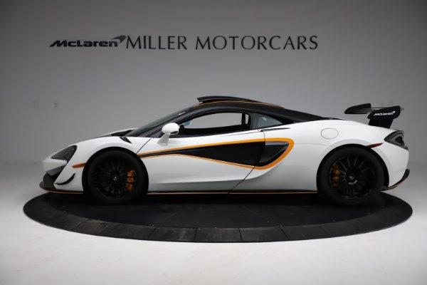 New 2020 McLaren 620R for sale Call for price at Maserati of Westport in Westport CT 06880 3