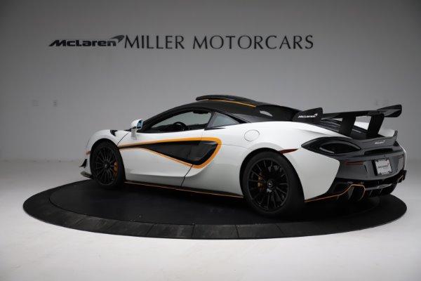 New 2020 McLaren 620R for sale Call for price at Maserati of Westport in Westport CT 06880 4