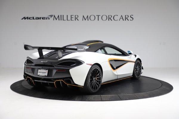 New 2020 McLaren 620R for sale Call for price at Maserati of Westport in Westport CT 06880 6