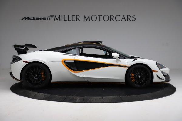 New 2020 McLaren 620R for sale Call for price at Maserati of Westport in Westport CT 06880 7