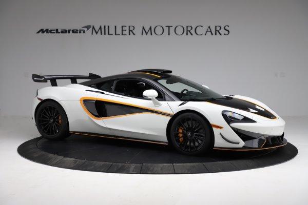 New 2020 McLaren 620R for sale Call for price at Maserati of Westport in Westport CT 06880 8