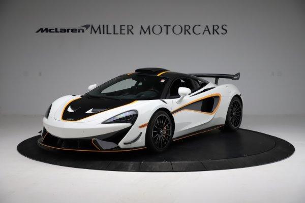 New 2020 McLaren 620R for sale Call for price at Maserati of Westport in Westport CT 06880 1