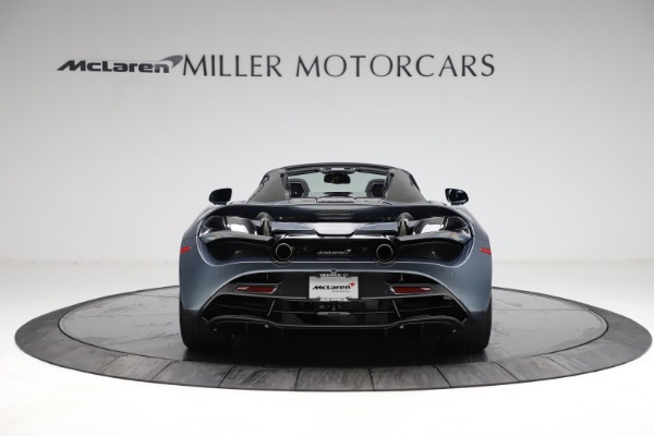 New 2021 McLaren 720S Spider for sale $351,450 at Maserati of Westport in Westport CT 06880 5