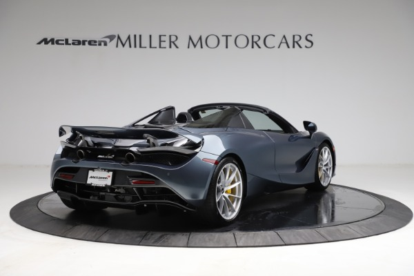 New 2021 McLaren 720S Spider for sale $351,450 at Maserati of Westport in Westport CT 06880 6