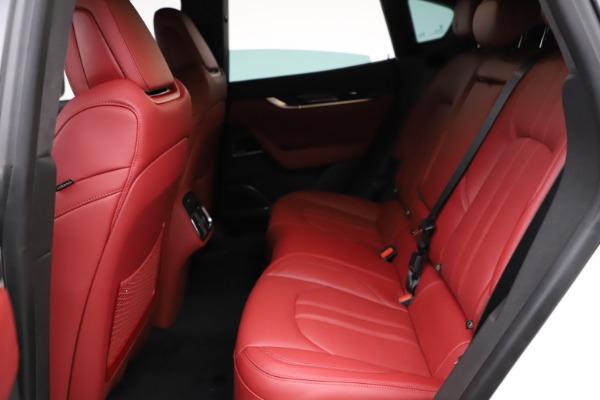 New 2021 Maserati Levante Q4 GranSport for sale $95,835 at Maserati of Westport in Westport CT 06880 18