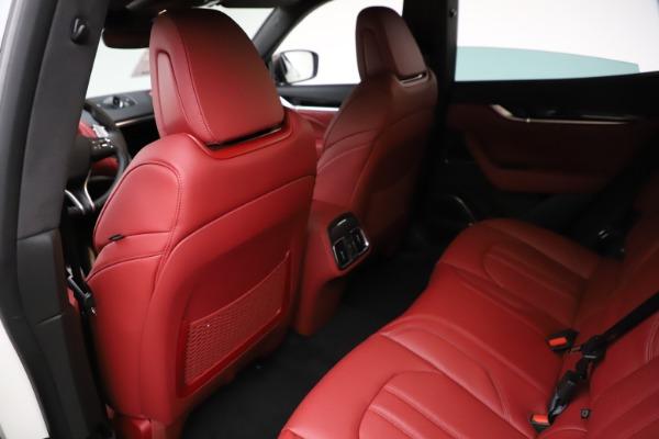 New 2021 Maserati Levante Q4 GranSport for sale $95,835 at Maserati of Westport in Westport CT 06880 19