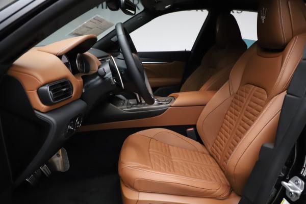 New 2021 Maserati Levante GTS for sale Sold at Maserati of Westport in Westport CT 06880 13