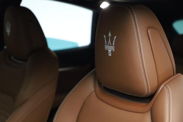 New 2021 Maserati Levante GTS for sale Sold at Maserati of Westport in Westport CT 06880 14