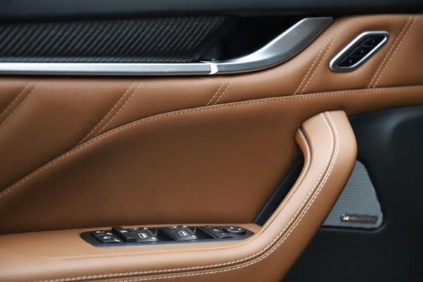 New 2021 Maserati Levante GTS for sale Sold at Maserati of Westport in Westport CT 06880 16