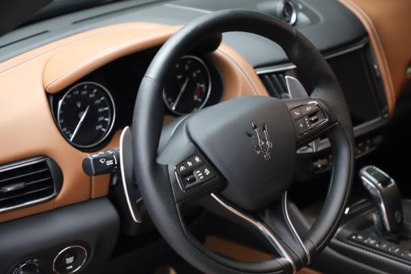 New 2021 Maserati Levante GTS for sale Sold at Maserati of Westport in Westport CT 06880 18